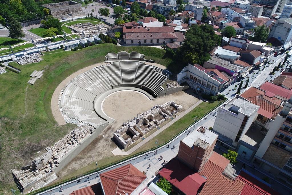 Επτά εκατ. ευρώ για έργα πολιτισμού στη Θεσσαλίας