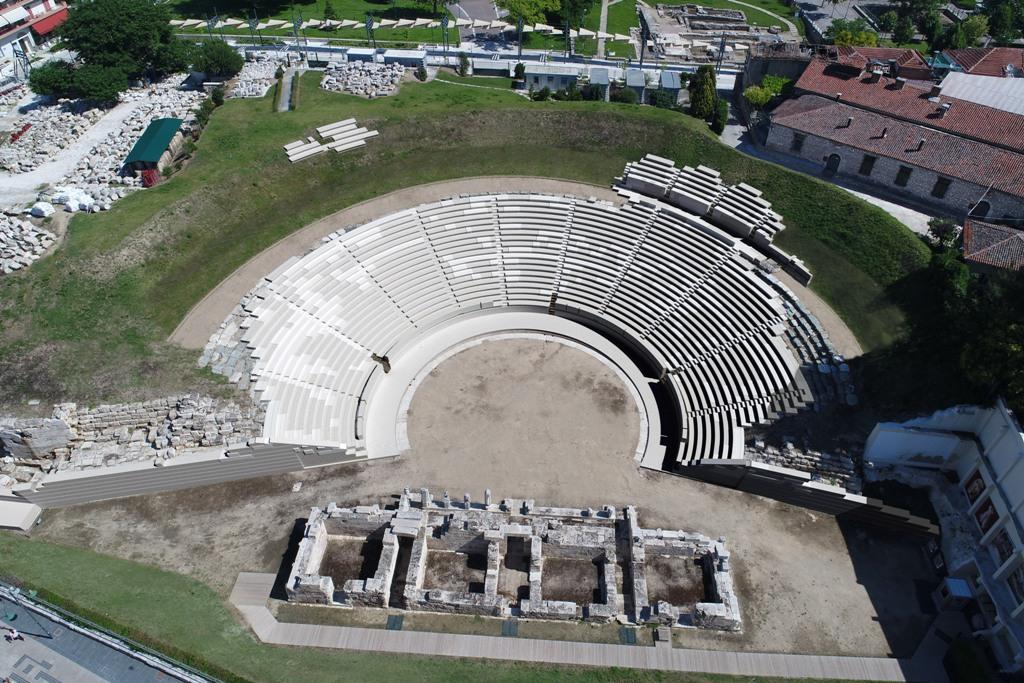 Λάρισα: Εγκρίνονται οι μελέτες για το Αρχαίο Θέατρο