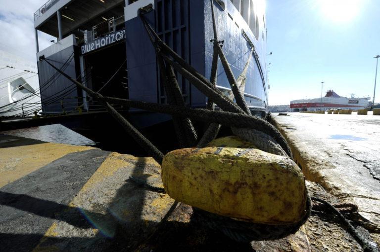 Δένουν τα πλοία – 24ωρη πανελλαδική απεργία με προοπτική κλιμάκωσης