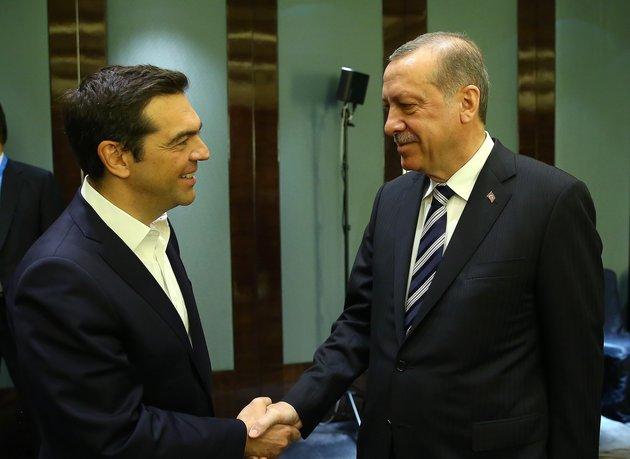 «Αντικείμενο μικροπολιτικής από την αντιπολίτευση η επίσκεψη Ερντογάν»