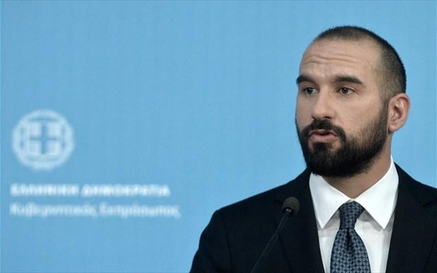 Τζανακόπουλος: Αφωνία Μητσοτάκη…