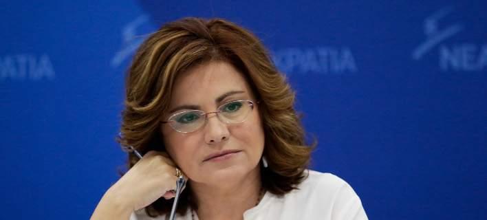 Μ. Σπυράκη στη Βουλή της ΠΓΔΜ: Δεν αναγνωρίζουμε «μακεδονική» εθνικότητα και γλώσσα