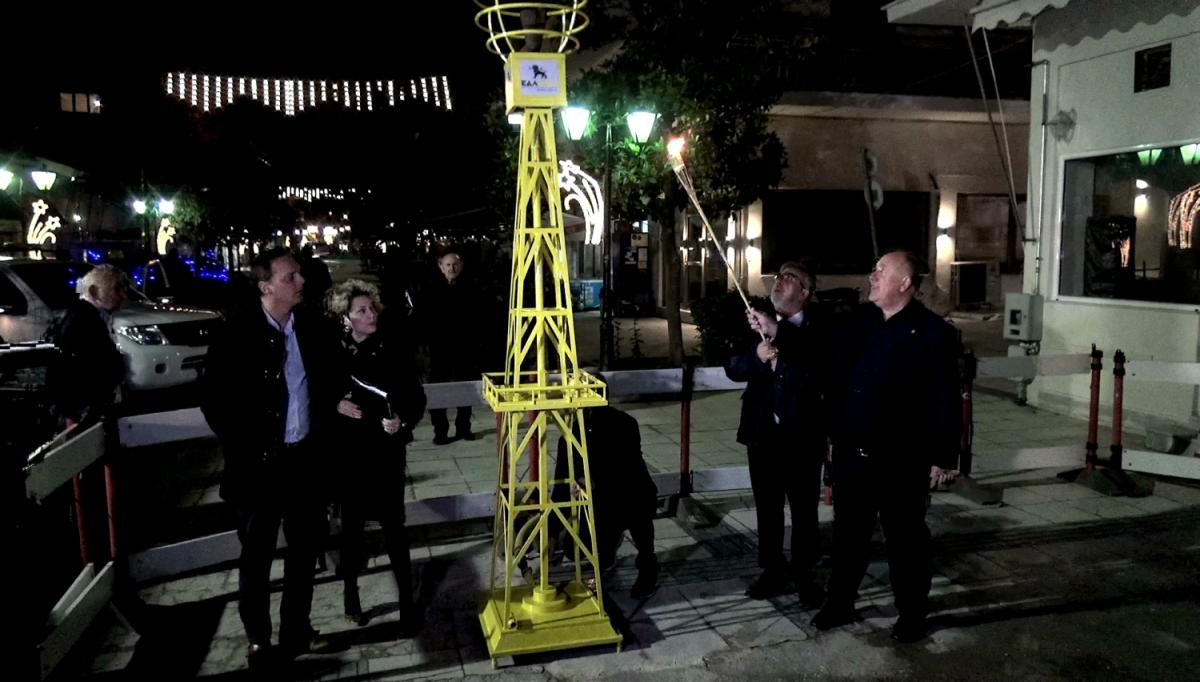 Αυξάνεται και το 2018 η διείσδυση του φυσικού αερίου στη Θεσσαλία