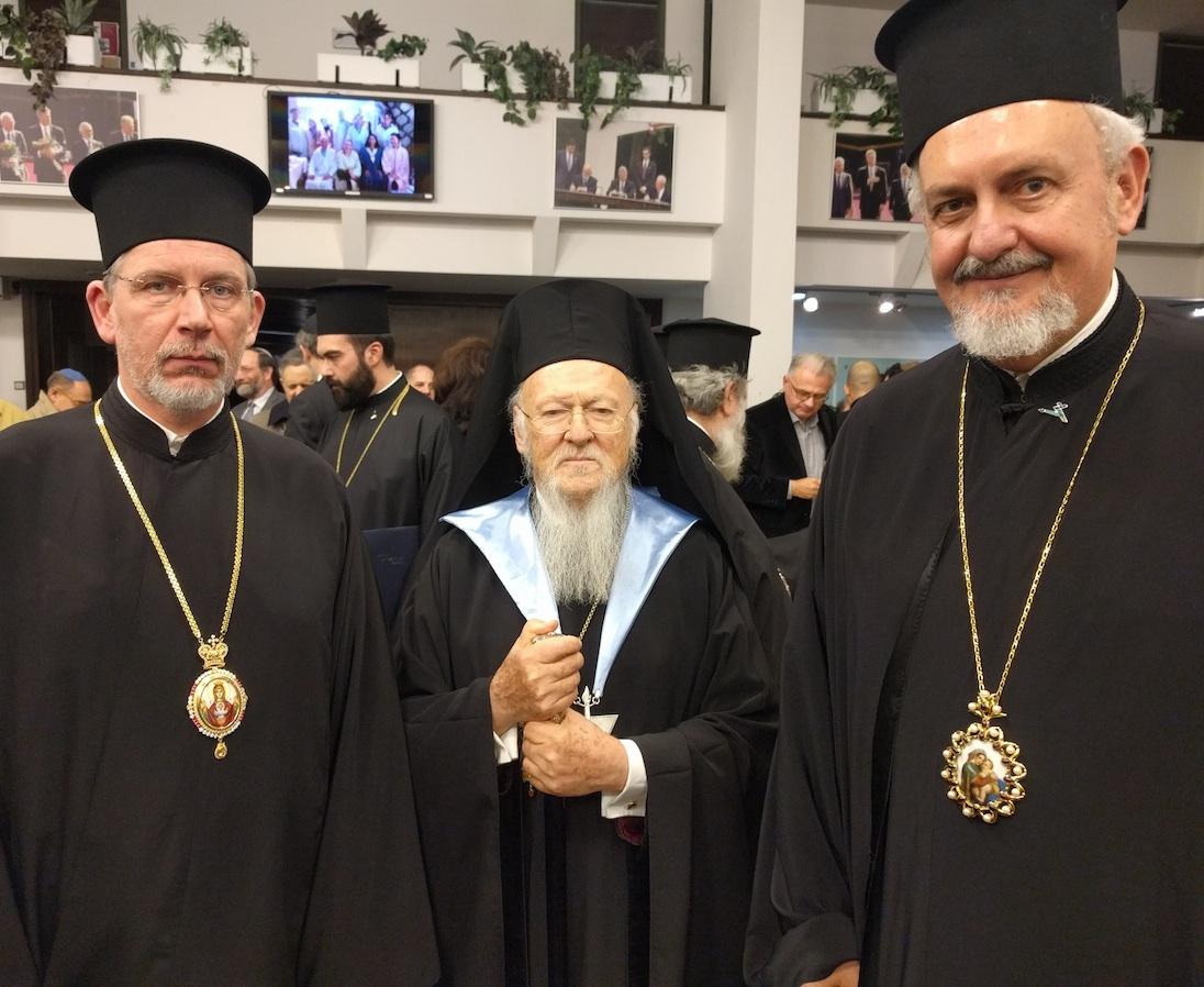 Επίτιμος Διδάκτωρ αναγορεύτηκε ο Οικουμενικός Πατριάρχης