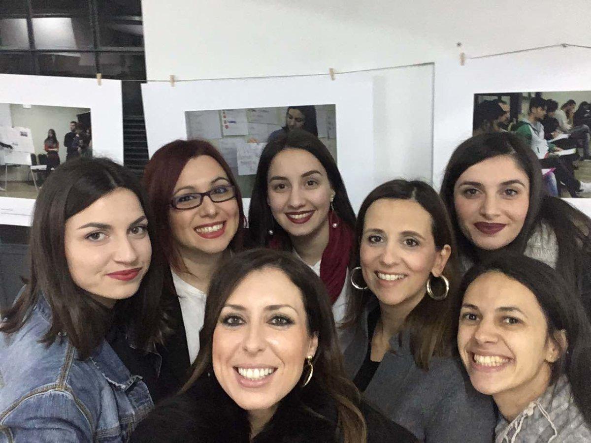 Μαθητές της ΕΠΑ.Σ. Μαθητείας ΟΑΕΔ Λάρισας σε πρόγραμμα Erasmus+
