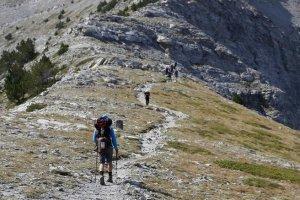 Νέα επιχείρηση διάσωσης ορειβατών στον Ολυμπο