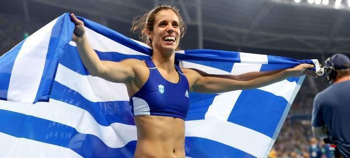 «Σαρώνει» η Στεφανίδη! Υποψήφια για αθλήτρια της χρονιάς