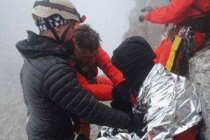Σώοι οι δύο ορειβάτες στον Όλυμπο