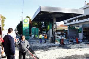 Καταδικάζει η ΠΟΠΕΚ τη βομβιστική επίθεση σε πρατήριο καυσίμων