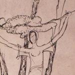 Έργο Κ. Μαλέα από τη Συλλογή Κατσίγρα στο Χώρο Τέχνης «STOart-ΚΟΡΑΗ»
