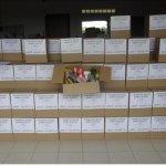 230 κιβώτια με τρόφιμα από τον Γυναικείο Όμιλο Δήμου Κιλελέρ