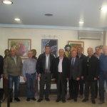 Συνάντηση αποστράτων Αεροπορίας στη Λάρισα