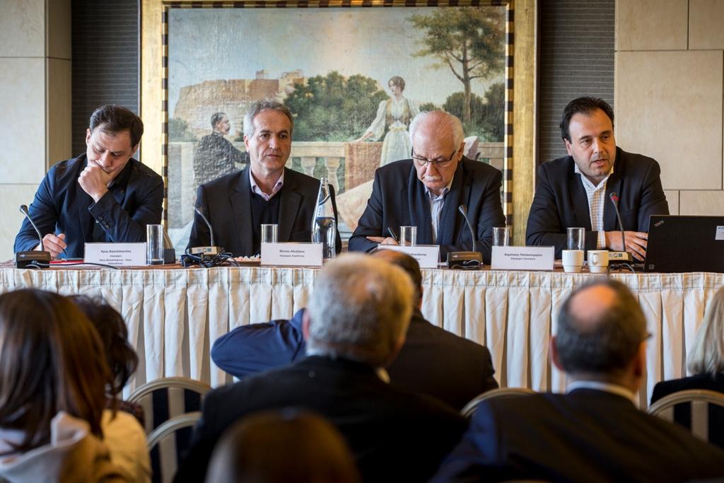 Συνάντηση των δημάρχων με Ύπατη Αρμοστεία ΟΗΕ για τους πρόσφυγες