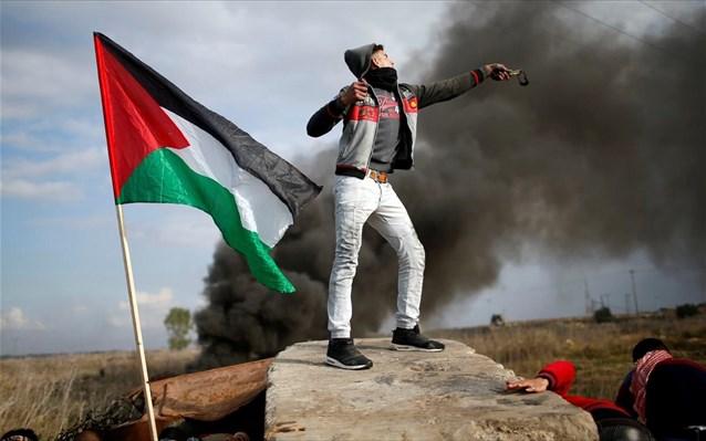 Το ΕΚΛ καταδικάζει τη «σφαγή» των Παλαιστινίων