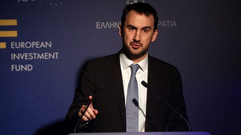Αλ. Χαρίτσης: Το αναπτυξιακό σχέδιο θέτει τις βάσεις για βιώσιμη, δίκαιη ανάπτυξη