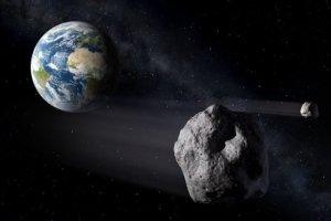 Ένας μικρός αστεροειδής θα περάσει κοντά από τη Γη την Παρασκευή
