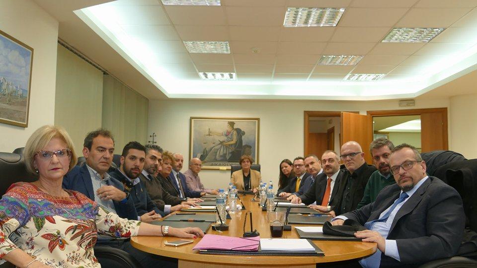 Εκλέχτηκε το νέο Διοικητικό Συμβούλιο του Δικηγορικού Συλλόγου Λάρισας