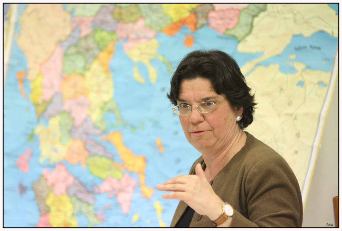 Μαρία Ευθυμίου στη larissanet: «Θα έχουμε επικίνδυνες εξελίξεις…»