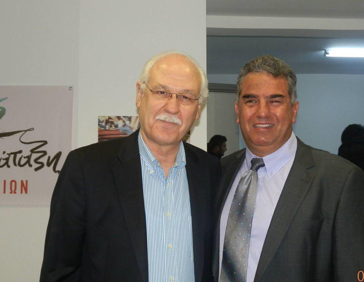 Ο Κοσμάς Γιαννακόπουλος καταλαμβάνει τη θέση της Άσπας Σουλούκου στο Δήμο Λαρισαίων