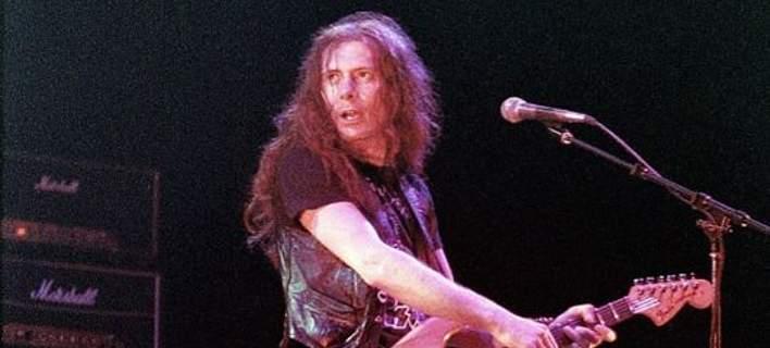 «Εφυγε» ο Εντι Κλαρκ -Ο θρυλικός κιθαρίστας και συνιδρυτής των Motörhead