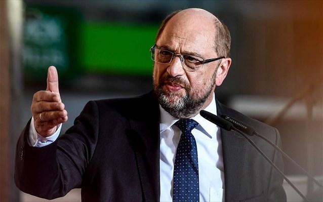 Σουλτς: Θα υπάρξει Ευρωπαίος Υπουργός Οικονομικών