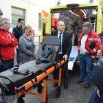 Νέα ασθενοφόρα στο ΕΚΑΒ Θεσσαλίας