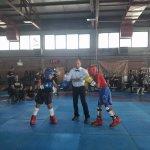 Εκπαίδευση διαιτητών – κριτών Kick Boxing στη Λάρισα