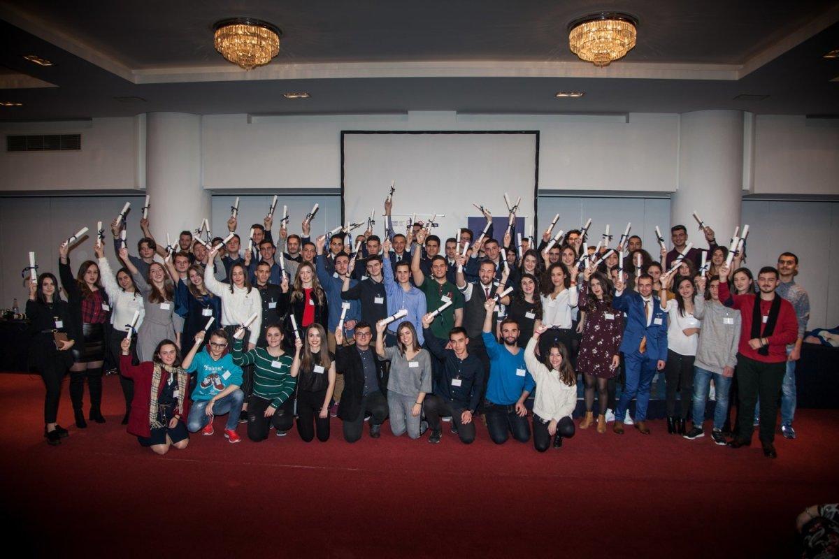 «Η Μεγάλη Στιγμή για την Παιδεία» στο Βόλο-Ποιοι βραβεύτηκαν από την Eurobank