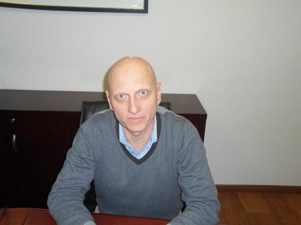 Ο υποδιοικητής της 5ης ΥΠΕ Δημήτρης Δημητριάδης