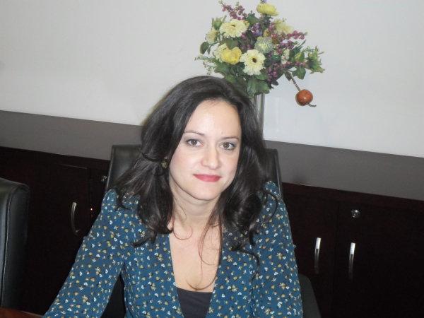 Η υποδιοικήτρια της 5ης ΥΠΕ Παρασκευή Ζαζά