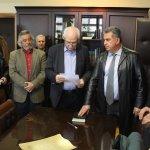 Ορκίστηκε δημοτικός σύμβουλος ο Κοσμάς Γιαννακόπουλος