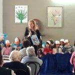 Στο Γηροκομείο Λάρισας οι μικροί εθελοντές του Νηπιαγωγείου «Λητώ»