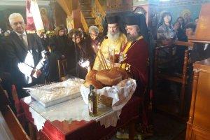 Γιορτάστηκε ο Άγιος Αντώνιος στην Όσσα