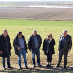 Σε πλημμυρισμένες περιοχές του Δήμου Κιλελέρ ο Θ. Νασιακόπουλος