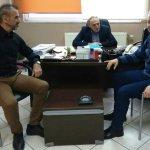 Oι εργαζόμενοι του ΙΚΑ Λάρισας στηρίζουν το Κοινωνικό Παντοπωλείο