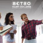 METRO TALENT CHALLENGE: Τώρα η ευκαιρία για καριέρα βρίσκεται στον Όμιλο METRO!