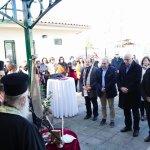 Λάρισα: Εγκαινιάστηκε το κεντρικό μαγειρείο του δήμου (φωτ.)