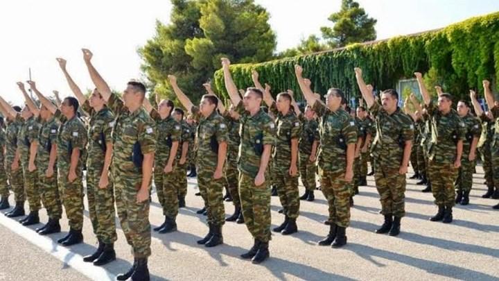 Έρχονται αλλαγές στον στρατό – Κλείνουν τα Κέντρα Εκπαίδευσης Νεοσυλλέκτων