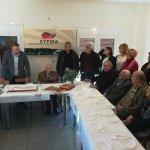 Αγωνιστές της Εθνικής Αντίστασης τίμησε ο ΣΥΡΙΖΑ Λάρισας