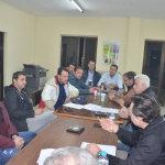 Λάρισα: Ξεκίνησε η σύσκεψη των αγροτών (φωτ.)