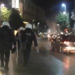Πάτρα: Τραυματίας αστυνομικός σε πετροπόλεμο με οπαδούς