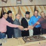 Έκοψε την πίτα της η «Νέα Δύναμη» του Δήμου Τεμπών (φωτ.)