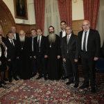 Κ. Αγοραστός για το δείπνο με τον Αρχιεπίσκοπο Αθηνών