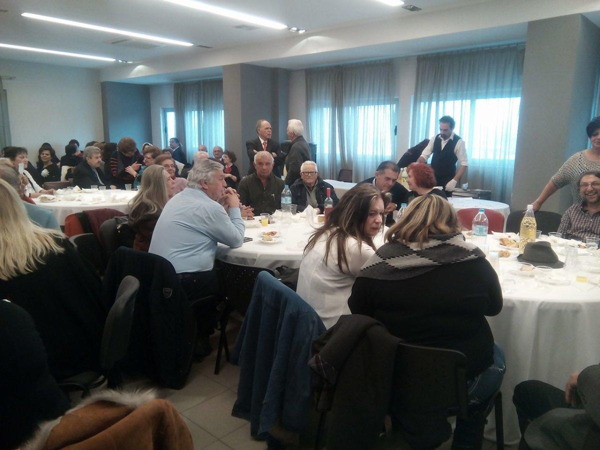 Συνεδριάζει το συμβούλιο της 3ης Δημοτικής Κοινότητας Λάρισα
