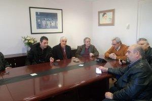 Συνάντηση της Ο.Μ. Φαρσάλων του ΣΥΡΙΖΑ για το Κέντρο Υγείας