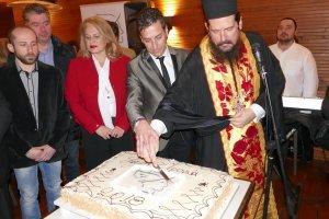 Έκοψε την πίτα του ο Εμπορικός Σύλλογος Λάρισας (φωτ.)