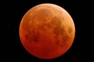 Ολική έκλειψη υπερ-Σελήνης την Τρίτη – Χωρίς πανσέληνο ο Φεβρουάριος