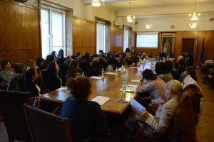 Η «Δήμητρα» σε Διακρατική Συνάντηση