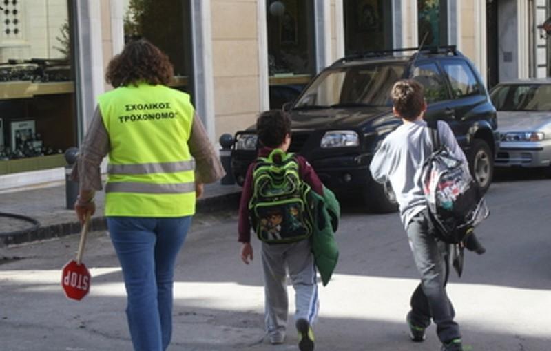 Καταγγελία για απολύσεις σχολικών τροχονόμων