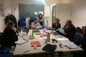 Διακρατική συνάντηση για την πιστοποίηση μεντόρων/συμβούλων στον τομέα της οικολογικής βιομηχανίας